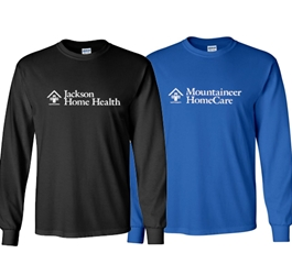 LHC Long Sleeve Branch Tee (One Color Logo)