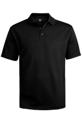 MENS HI-PERFORMANCE MESH SHORT SLEEVE POLO