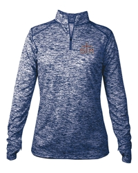 STM Badger Blend Ladies 1/4 Zip