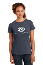 STM District Made Ladies Perfect Blend Crew Tee