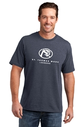 STM District Made Mens Perfect Blend Crew Tee
