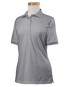 Jersey Polo with Spot Shield