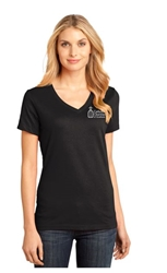 District ® Women's Perfect Weight ® V-Neck Tee